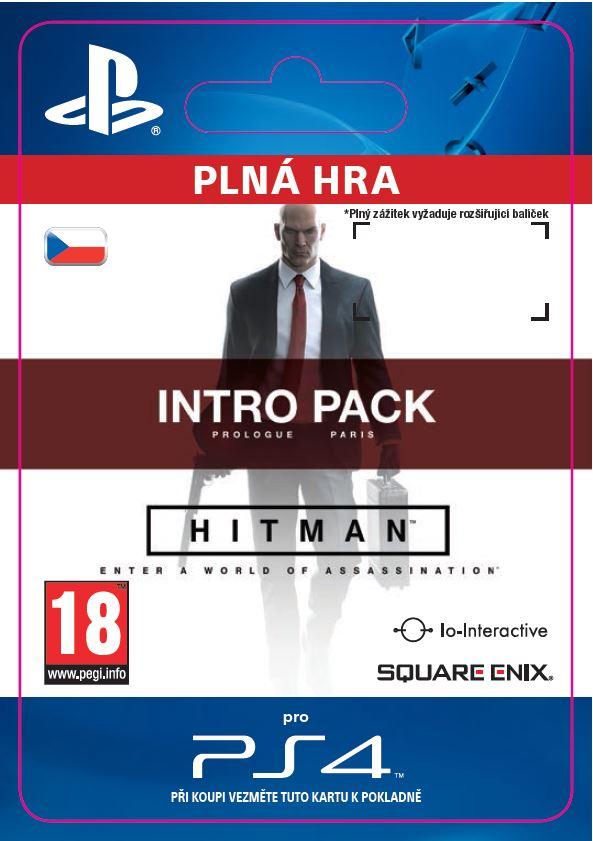 ESD CZ PS4 - HITMAN Intro Pack - SCEE-XX-S0024134