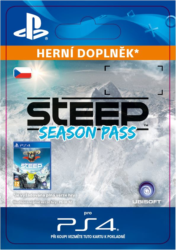 ESD CZ PS4 - STEEP SEASON PASS