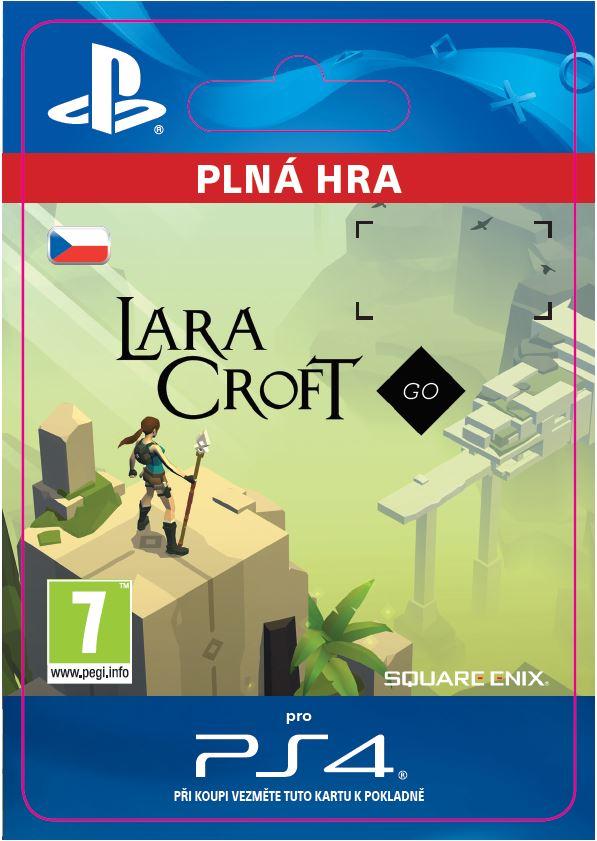 ESD CZ PS4 - Lara Croft GO - SCEE-XX-S0028848