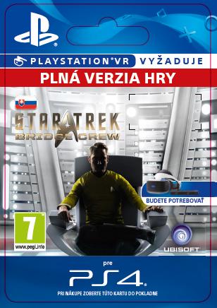 ESD CZ PS4 - Star Trek™: Bridge Crew - SCEE-XX-S0031127