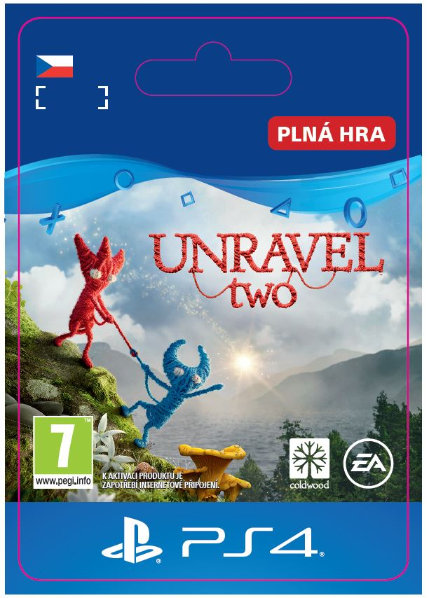 ESD CZ PS4 - Unravel Two - SCEE-XX-S0038441