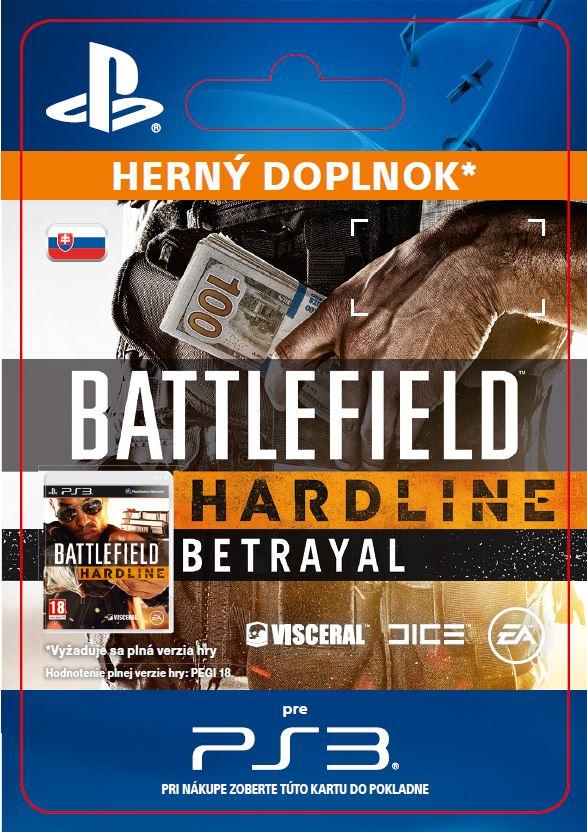 ESD SK PS3 - Battlefield Hardline Betrayal