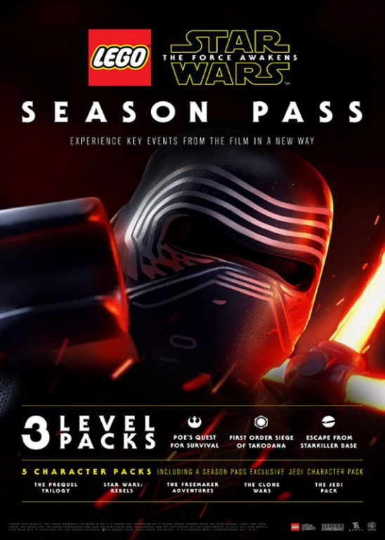 ESD SK PS3 - LEGO® Star Wars: The Force Awakens Season Pass