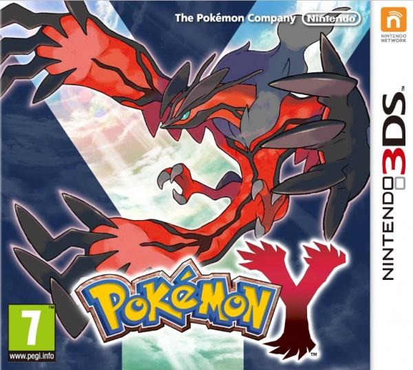 3DS - Pokemon Y