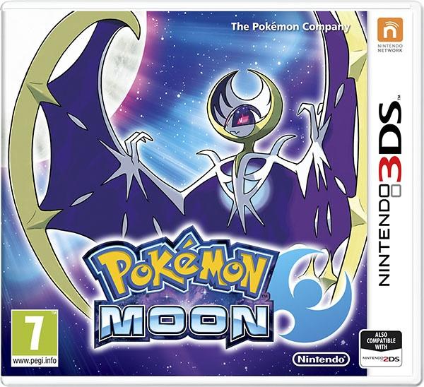 3DS - Pokémon Moon