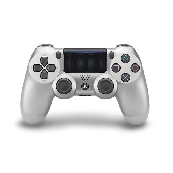 PS4 - DualShock 4 Controller Silver v2