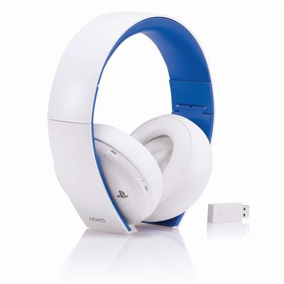 PS4 - Wireless Stereo Headset 2.0 - WHITE