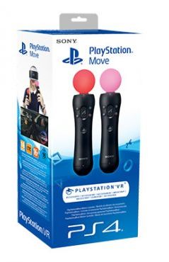 PS Move Twin Pack - pro PS4/PS3