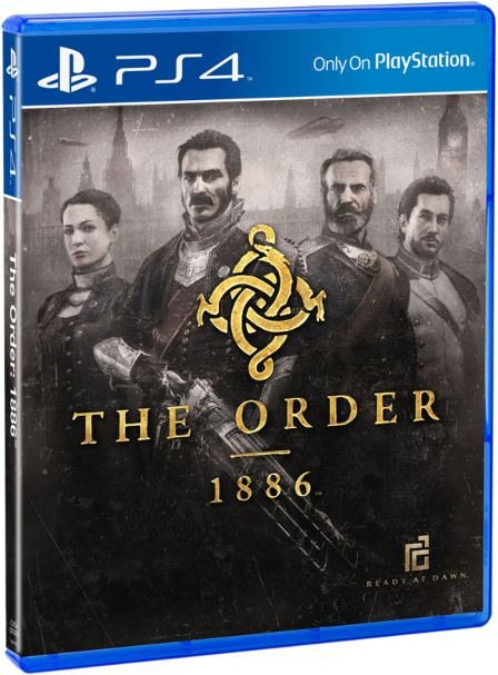 PS4 - The Order: 1886 - PS719284994