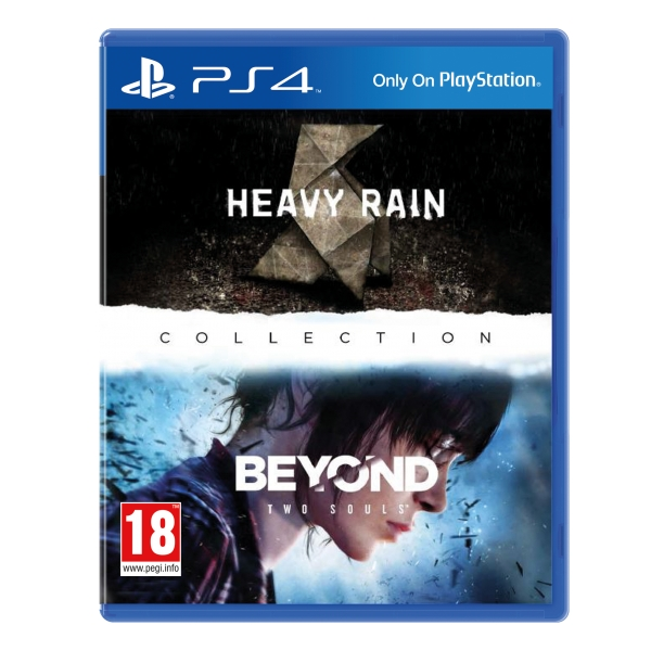 PS4 - The Heavy Rain & BEYOND: Two Souls Collection - PS719877943
