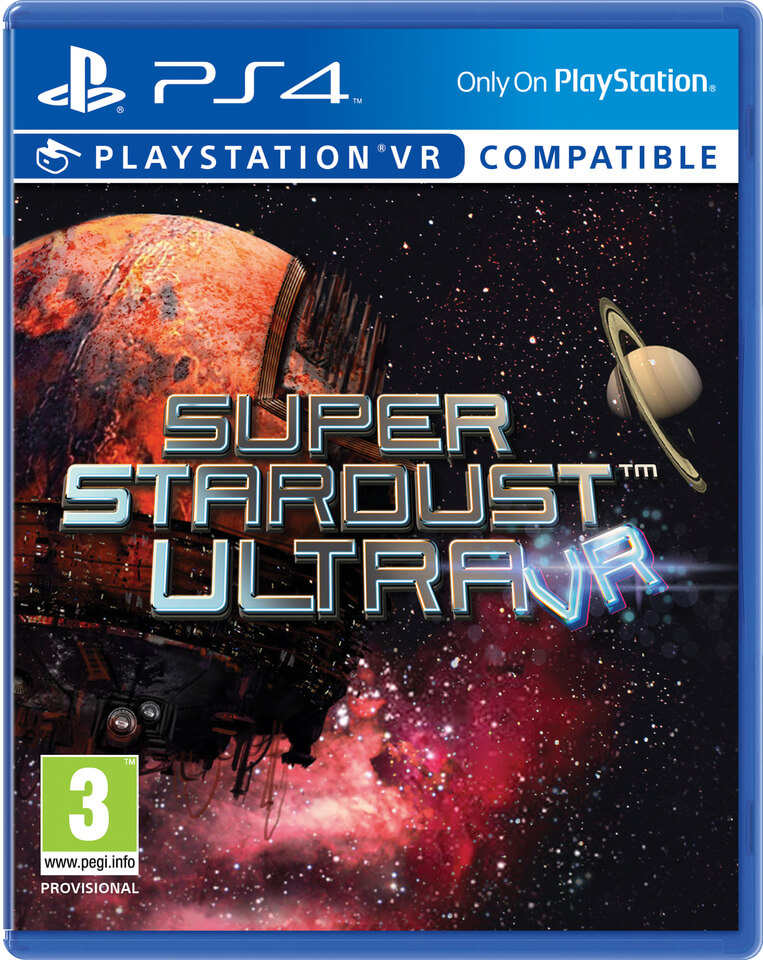 PS4 VR - Super Stardust Ultra VR
