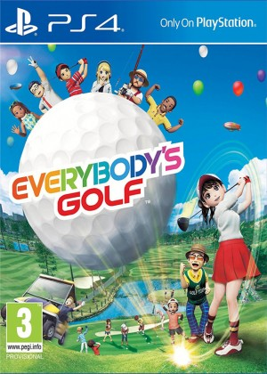 PS4 VR - Everybody´s Golf 7 - PS719859369