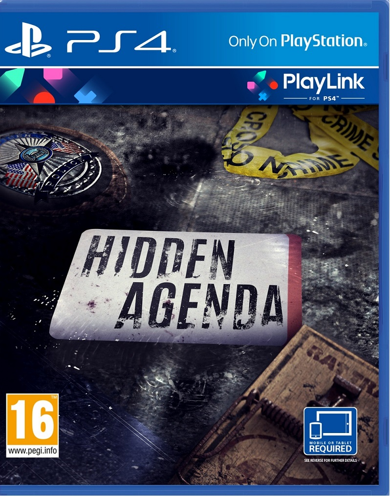 PS4 - Hidden Agenda - 22.11.