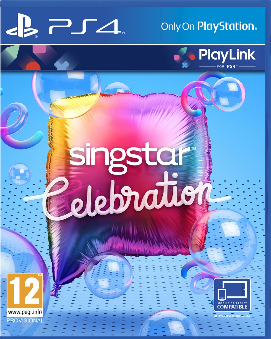 PS4 - SingStar Celebration - 22.11.