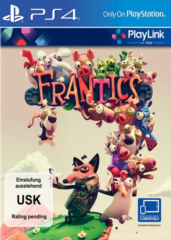 PS4 - Frantics - PS719375173