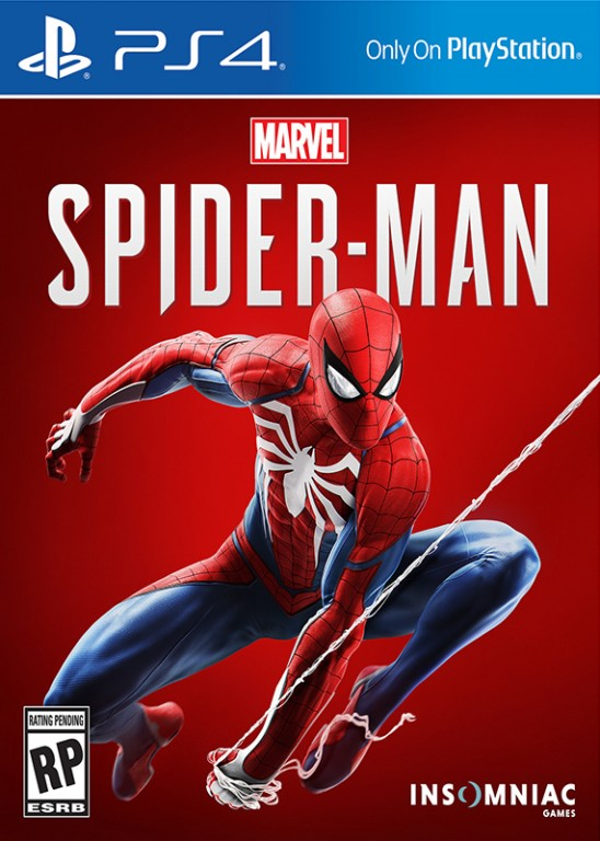 PS4 - Marvel´s Spider-Man - PS719416272