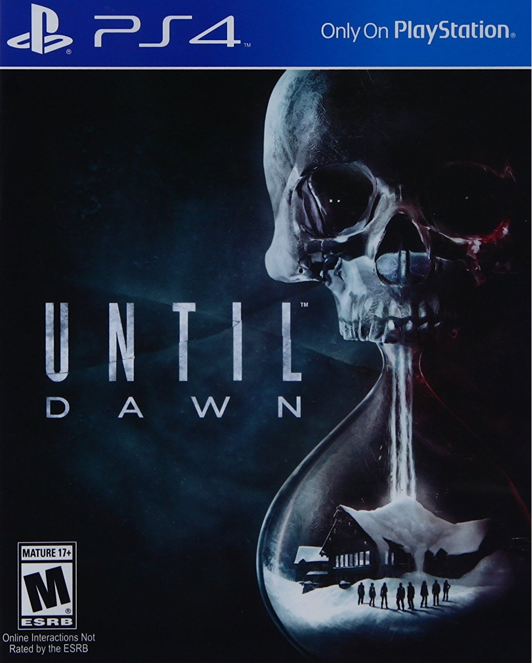 PS4 - Until Dawn HITS