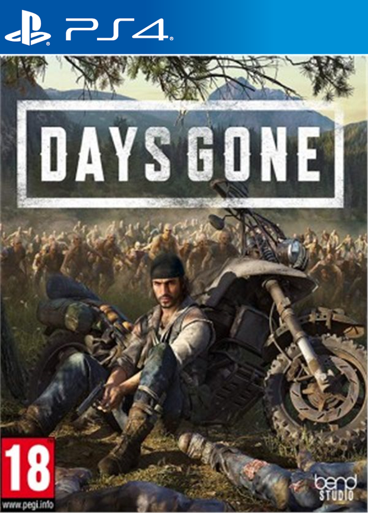 PS4 - Days Gone - PS719796718
