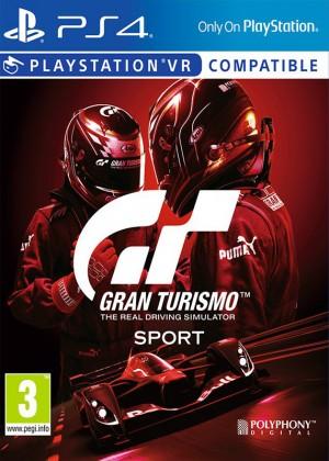 PS4 - Gran Turismo Sport Spec II - PS719319306