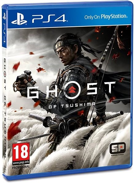 PS4 - Ghost of Tsushima - PS719363606