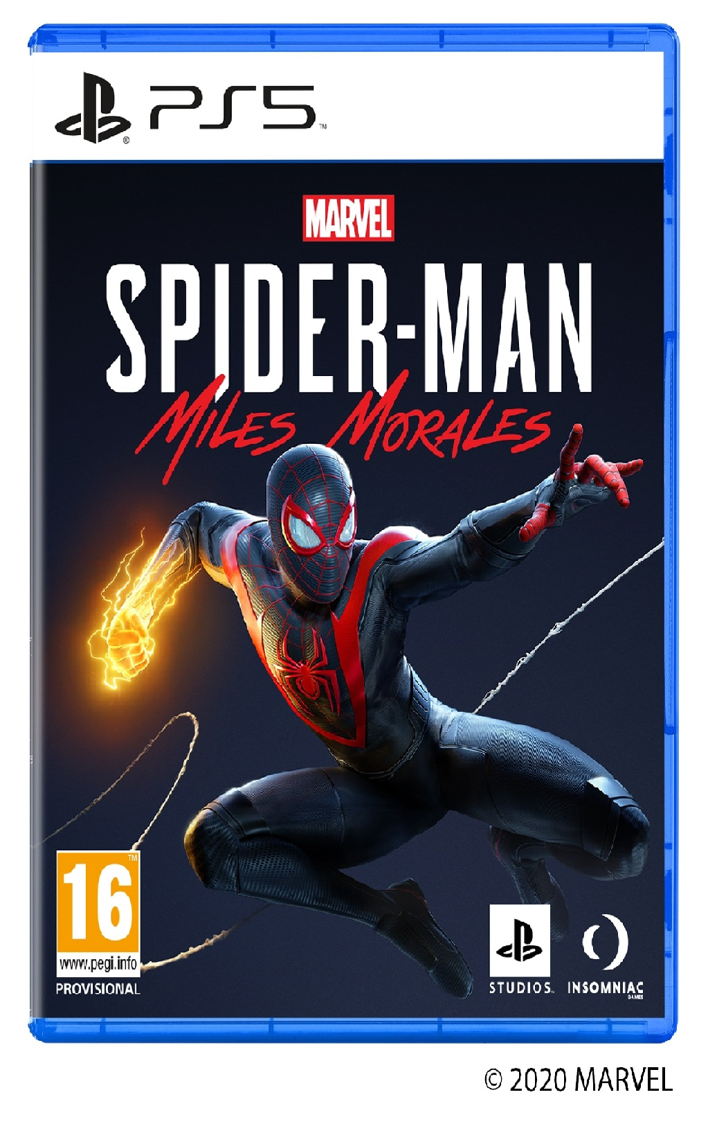 PS5 - Marvel's Spider-Man MMorales - PS719835820
