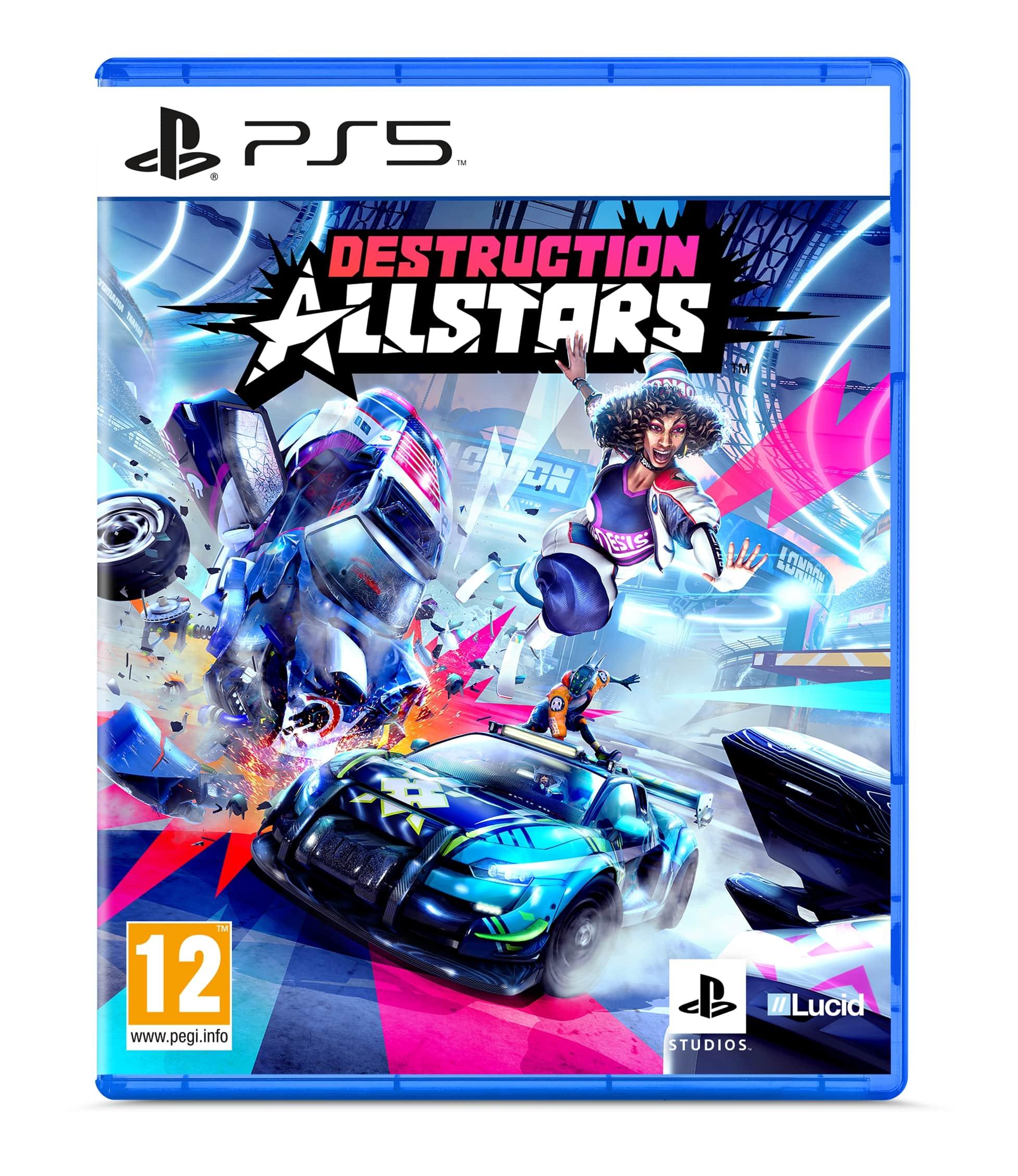 PS5 - Destruction AllStars - PS719813828