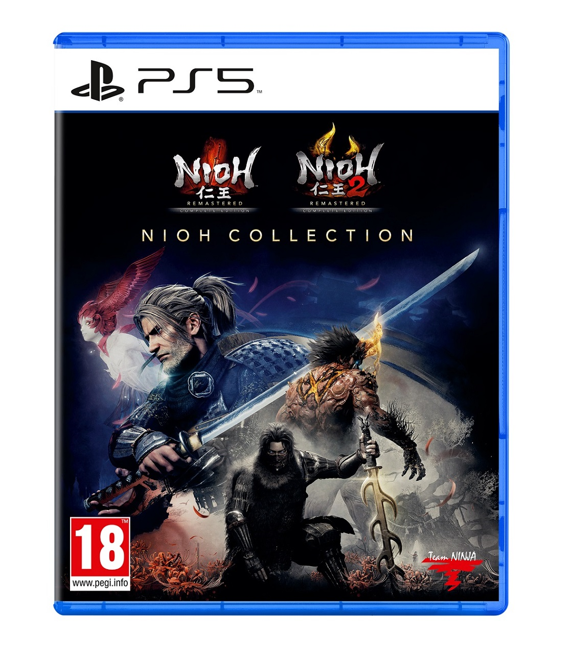 PS5 - Nioh Collection - PS719815693