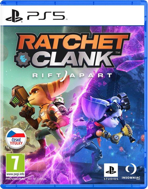 PS5 - Ratchet & Clank: Rift Apart - PS719825791