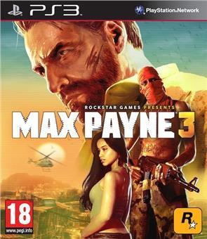 PS3 - Max Payne 3
