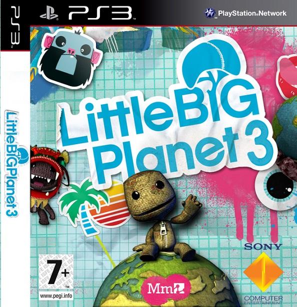 PS3 - LittleBigPlanet 3