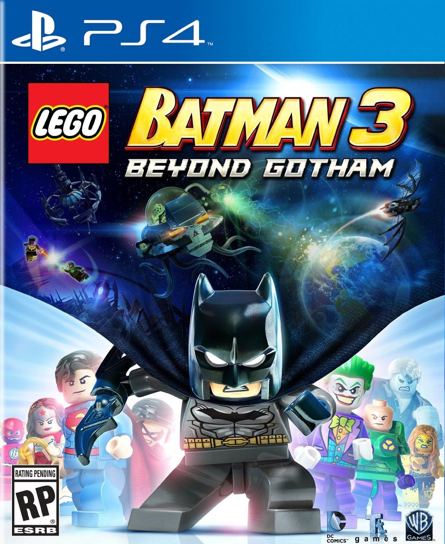 PS4 - LEGO Batman 3: Beyond Gotham - 5051892182904