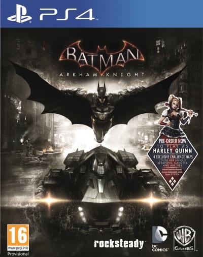 PS4 - Batman: Arkham Knight Playstation Hits - 5051892216982