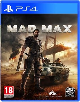 PS4 - Mad Max - 5051890322111
