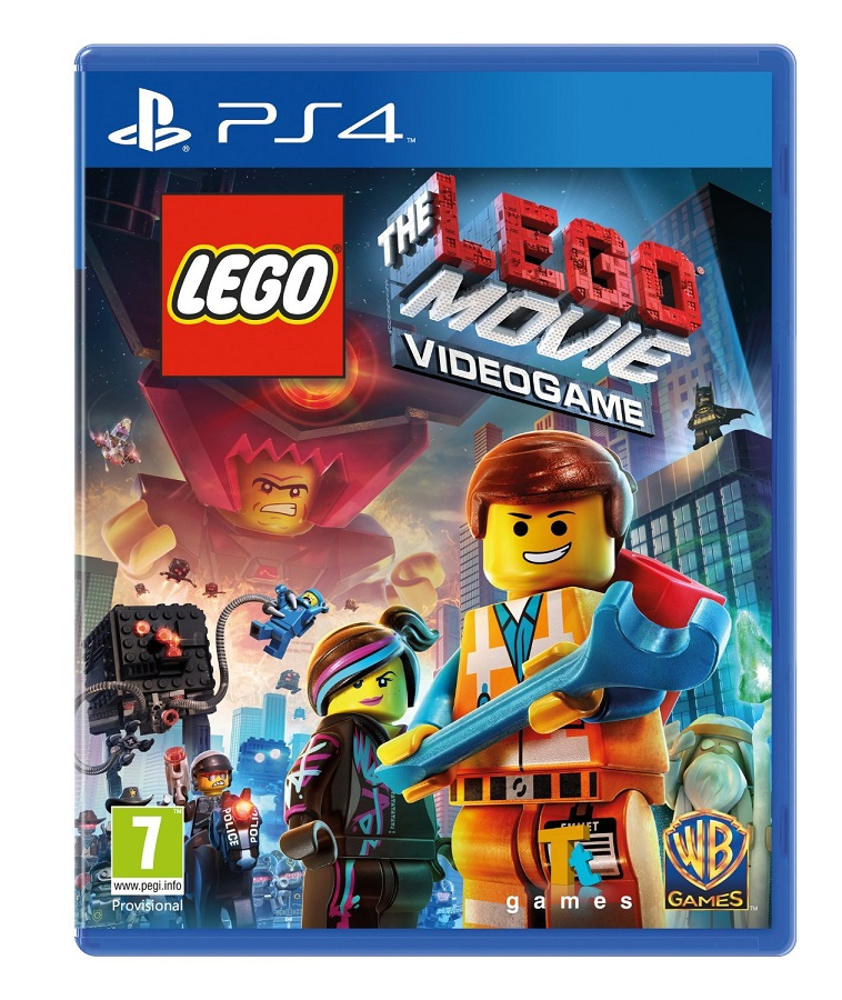 PS4 - LEGO MOVIE VIDEOGAME - 5051892165440