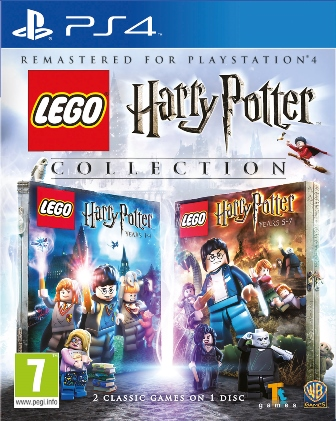 PS4 - LEGO Harry Potter Collection - 5051892203739