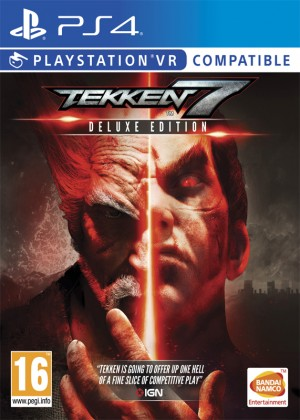 PS4 - Tekken 7 - 3391891990912