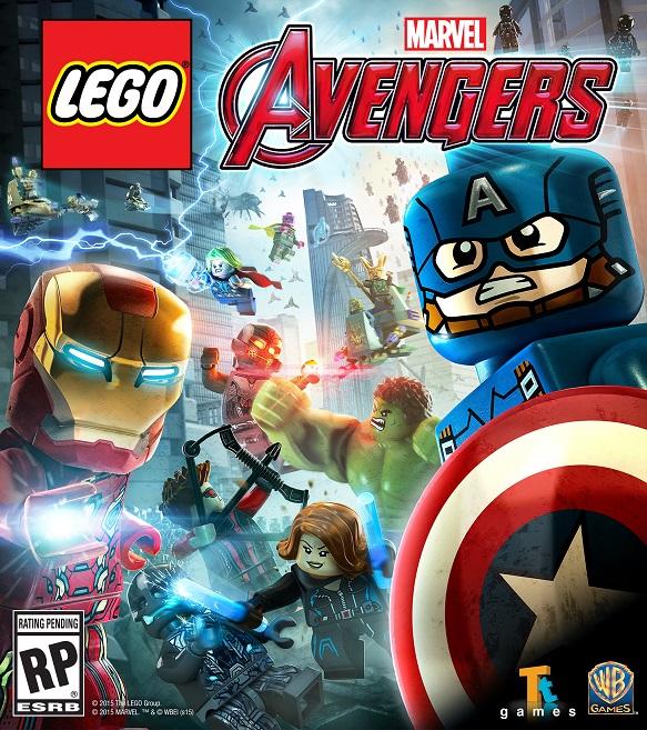 PS3 - Lego Marvel's Avengers