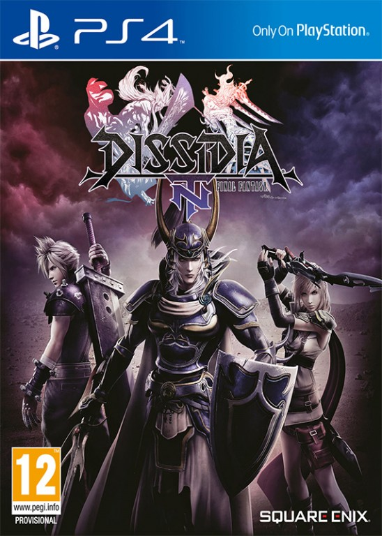 PS4 - DISSIDIA Final Fantasy NT