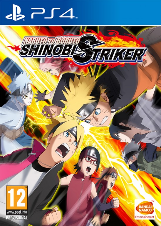 PS4 - Naruto to Boruto: Shinobi Striker
