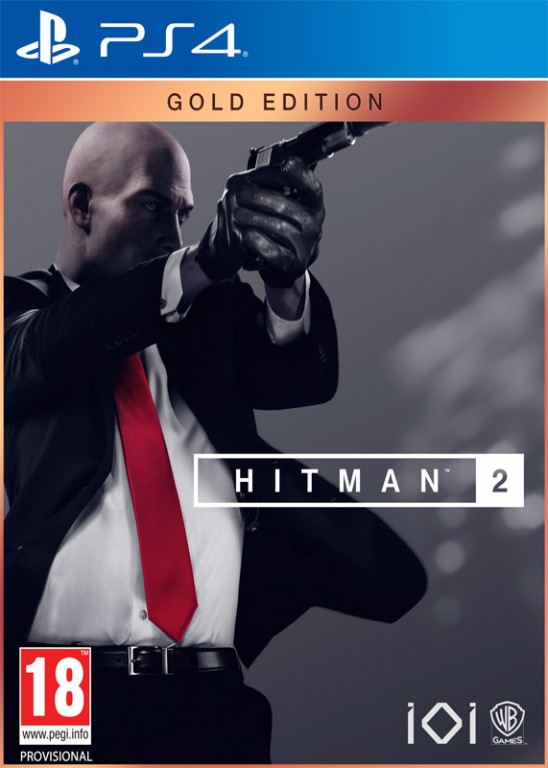 PS4 - ESP: Hitman 2 Gold (2018)