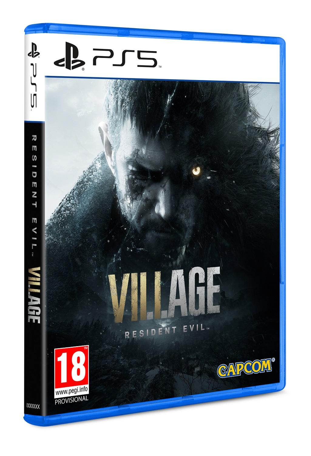 PS5 - Resident Evil Village - 5055060952740