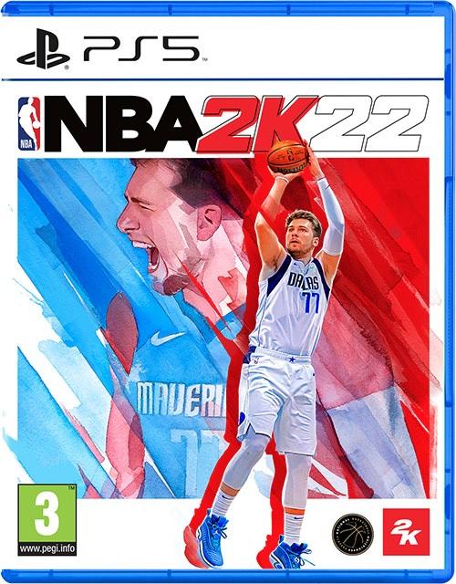 PS5 - NBA 2K22 - 5026555429689