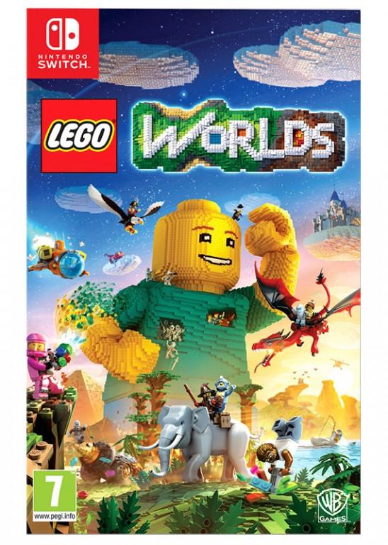 NS - LEGO WORLDS - 5051892210331