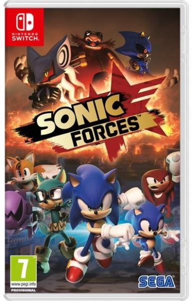 NS - Sonic Forces - 5055277030125