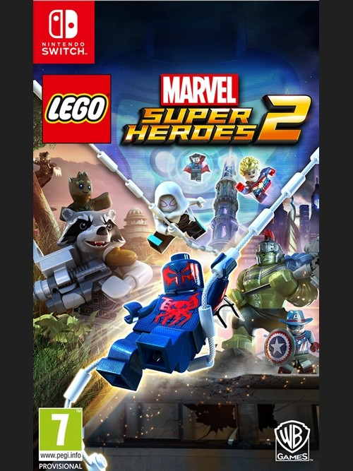 NS - LEGO Marvel Super Heroes 2 - 5051892210744