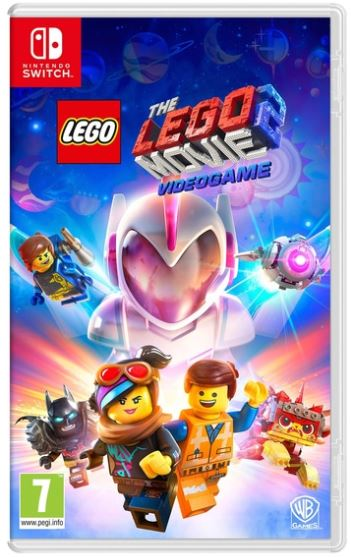 NS - LEGO MOVIE 2 VIDEOGAME