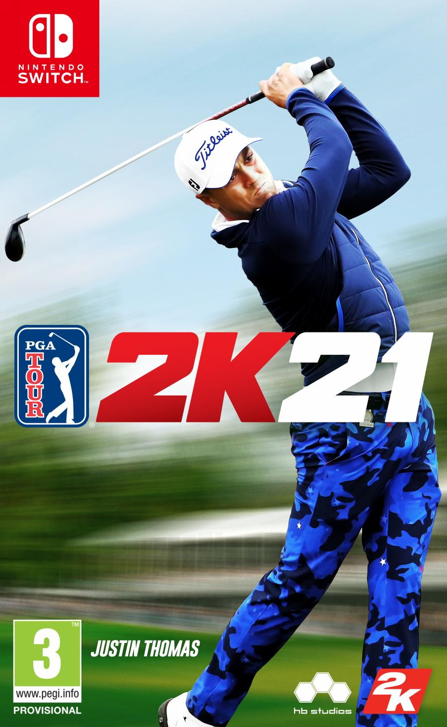 NS - PGA Tour 2K21 - 5026555068949
