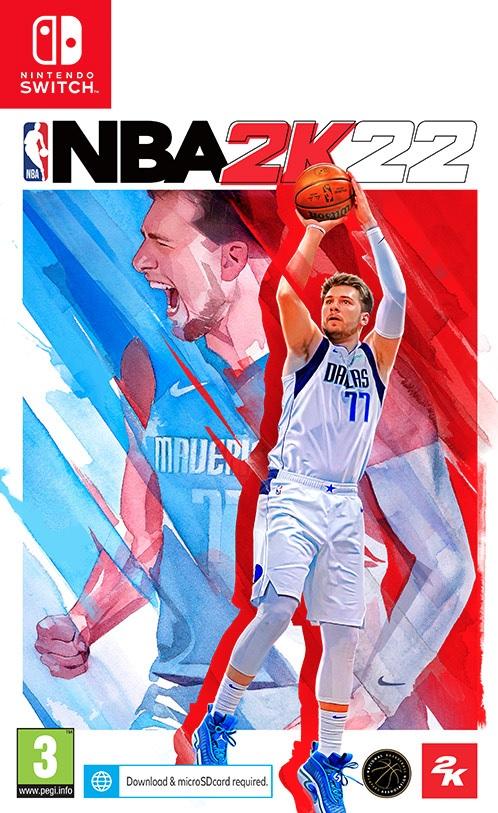 NS - NBA 2K22 - 5026555069748