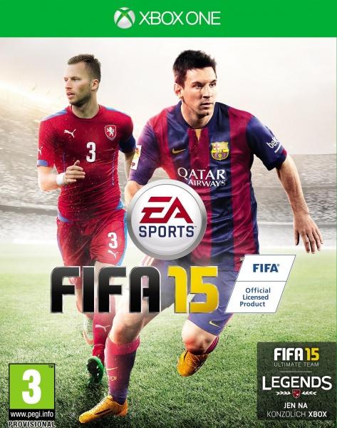 XONE - FIFA 15