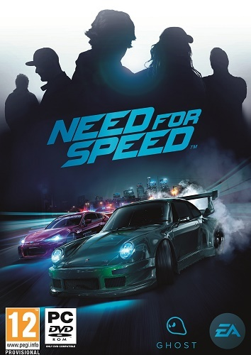 PC CD - Need For Speed 2016